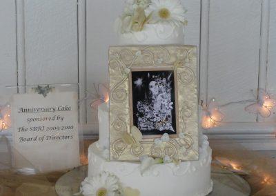 50th Gala Cake